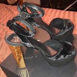Zanotti platform shoes